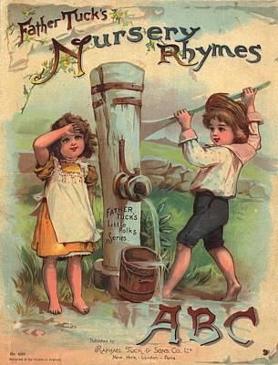 Father Tucks Nursery Rhymes Original by Reynold Jay