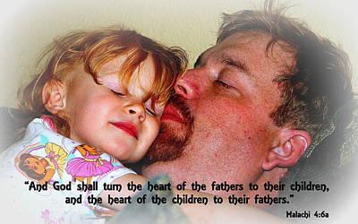 Photograph - Father's Day by Paula Tohline Calhoun