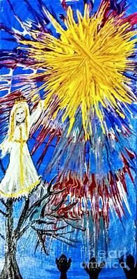 Fatima Art Print