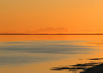 Photograph - Faure Island Sunset 4 by Tony Brown