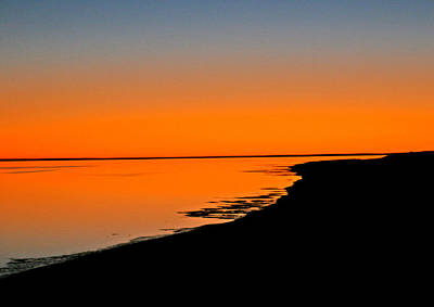 Photograph - Faure Island Sunset 8 by Tony Brown