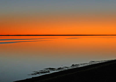 Photograph - Faure Island Sunset 9 by Tony Brown