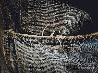 Photograph - Favorite Jeans by Frank J Casella