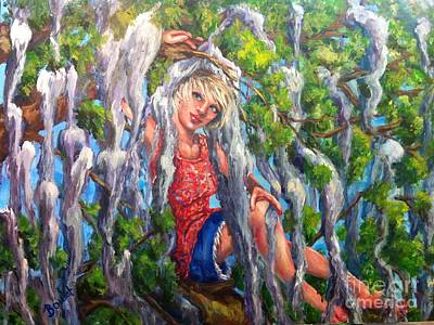 Painting - Favorite Pastime by Beverly Boulet
