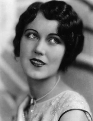Fay Wray, Ca. Late 1920s Art Print by Everett