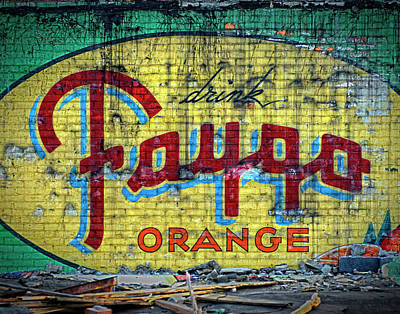 Photograph - Faygo Pop by Gary Smith