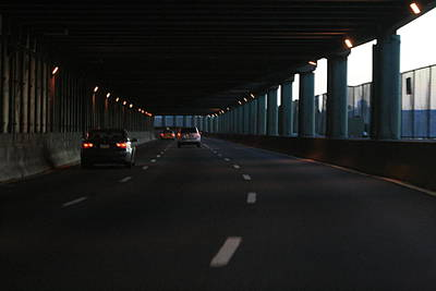 Photograph - Fdr Drive by Christopher Kirby