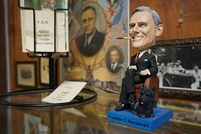 Photograph - Fdr  by Jason Pepe