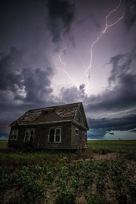 Photograph - Fear 2  by Aaron J Groen
