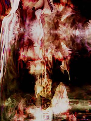 Fear Of Darkness Art Print