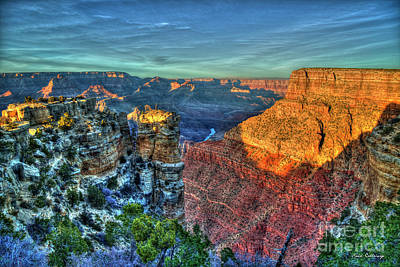 Photograph - Feast For The Eyes Grand Canyon National Park Arizona Art  by Reid Callaway