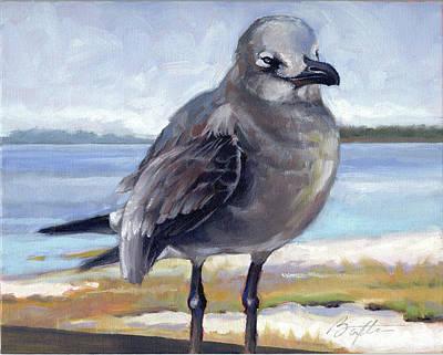 Feathered Friend Original