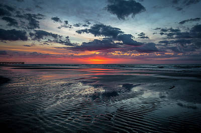 Photograph - February Bliss - Isle Of Palms, Sc by Donnie Whitaker