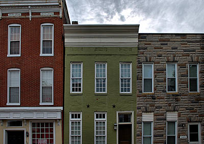 Photograph - Federal Hill Baltimore by Steven Richman