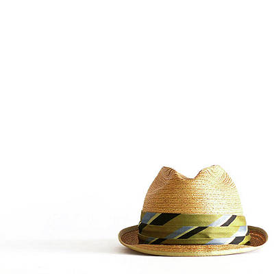 Photograph - Fedora #1 by Colleen VT
