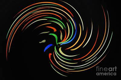 Digital Art - Feel Happy-colorful Digital Art That May Enhance Your Mood by Akshay Thaker - PhotOvation