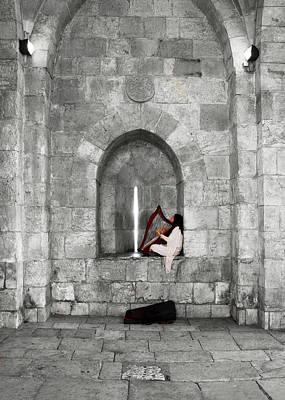 Photograph - Feel The Music by Munir Alawi