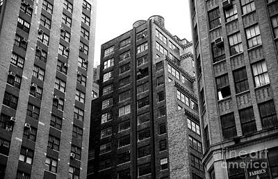 Photograph - Feeling Cramped In The City by John Rizzuto