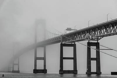 Photograph - Feeling Foggy  by John Repoza