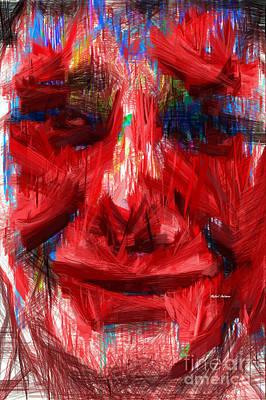 Digital Art - Feeling Hot by Rafael Salazar