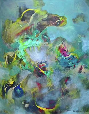 Painting - Feeling Inspired by Mira Satryan