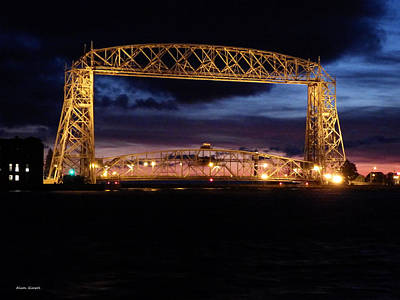 Duluth Photograph - Feeling Minnesota by Alison Gimpel