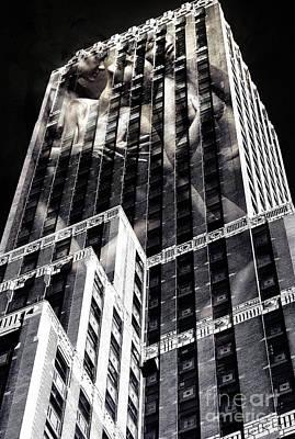 Photograph - Feeling New York City by John Rizzuto