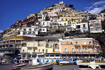 Photograph - Feeling Positano by John Rizzuto