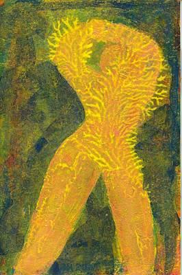 Feelings Of Good Tomorrows Art Print by Jerry Hanks