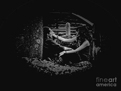 Photograph - Feelings Of Love II by Al Bourassa