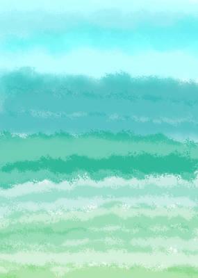 Painting - Feels Like Summer by Bill Owen