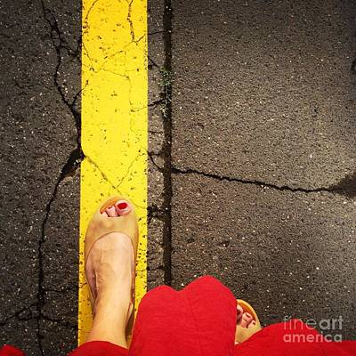 Feet Around The World #27 Art Print