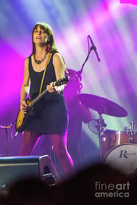 Amy Weiss - Feist at Canada Day, 2012 by Robert McAlpine