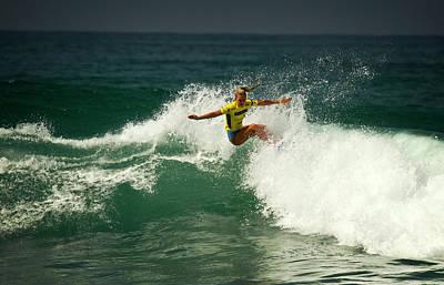 Photograph - Felicity Palmateer Aus by Waterdancer