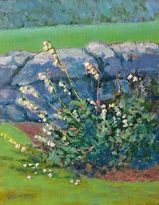 Painting - Fells Foxglove by Ken Fiery