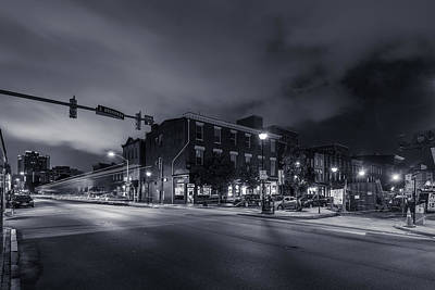 Fells Point Baltimore Maryland Photograph - Fells Point by Jim Archer