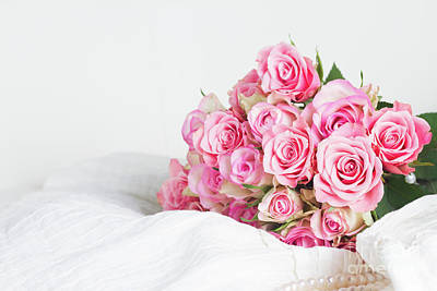 Photograph - Pink Romance by Anastasy Yarmolovich