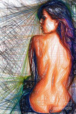 Female Figure Original