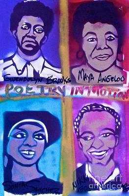 Female Poets In Motion Original