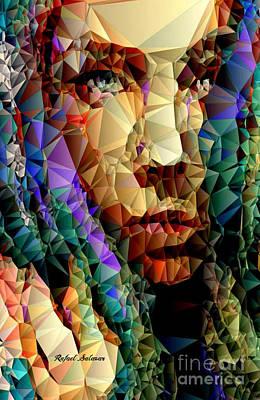 Digital Art - Female Power by Rafael Salazar