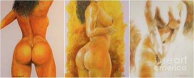 Nudes Royalty-Free and Rights-Managed Images - Female Power by Veikko Suikkanen