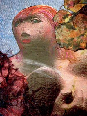 Femininity Art Print by Gail Butters Cohen