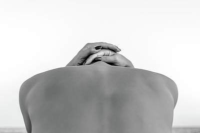 Female Body Photograph - Femininity by Stelios Kleanthous