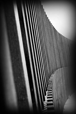 Photograph - Fence by Lucas Boyd
