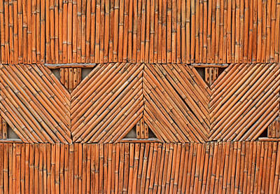 Photograph - Fence No. 6-1 by Sandy Taylor