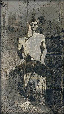 Fences 1 - 2/10 Art Print