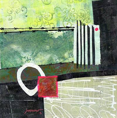 Fences Art Print by Sue Furrow
