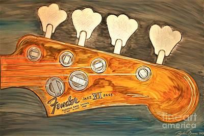 Fender Guitar Handle Original
