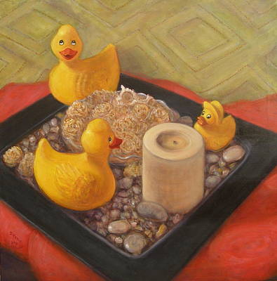 Feng Shui Art Print by Donelli  DiMaria