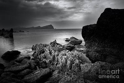 Beach Landscape Photograph - Feohanagh, Dingle, Ireland by Nichola Denny